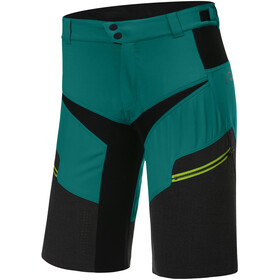 Protective P-Life is Wild Cycling Shorts Men, turquoise